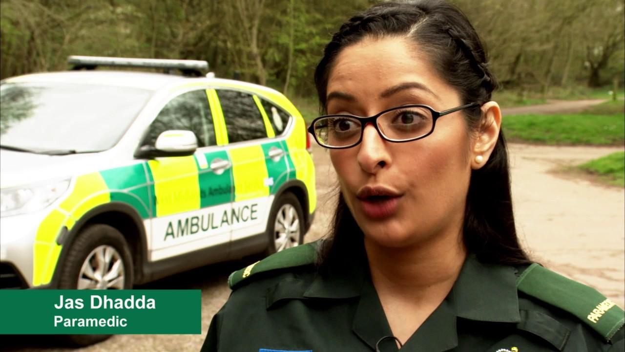 Should i be a paramedic