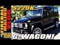 $220K G65 #MERCEDES #GWagon Action Review! - FMV249