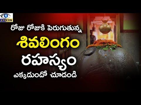 రోజు రోజుకి సైజు పెరుగుతున్న శివలింగం || The Secrets Behind Shiva Temples