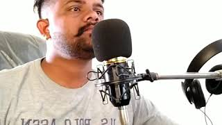 Naino ki jo baat naina jaane he..live.karaoke.singing.by Ajaysinh