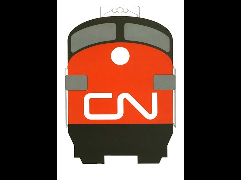 CN Rail Promo Films 1970's