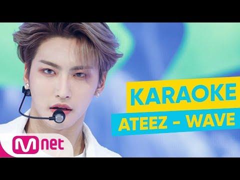 [MSG Karaoke] ATEEZ - WAVE