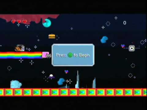 Nyan Cat Adventure - Game 2 Play Online - Play Free Games ...