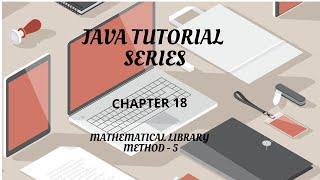 JAVA Tutorial Series  Chapter 18   Math.floor ||  Math.ceil
