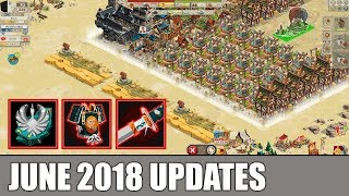Goodgame Empire - What's New in June 2018?