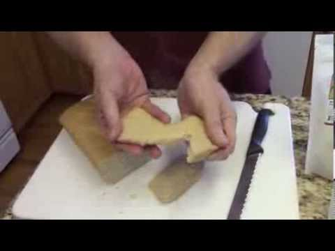 How to Make Low Carb White Bread - Instructional Video