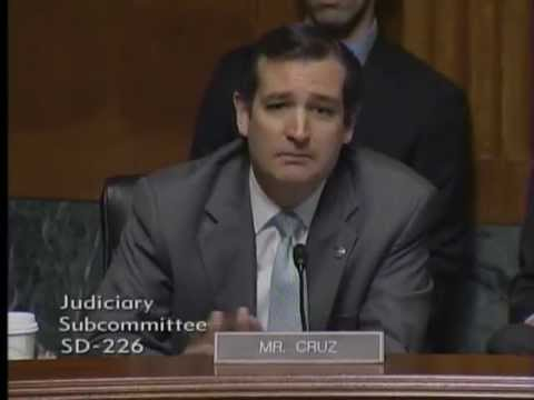 Sen. Cruz Q&A with Mythili Raman on Campaign Finance Reform