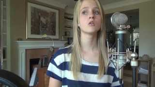 """""""With Love"""" - Christina Grimmie (Official Music Cover) featuring Kate (Piano/Acoustic) Me Singing"""