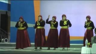 Vocal Group UMG Sings InsyaAllah At Pekan Seni Mahasiswa - PTM 2012 Makasar