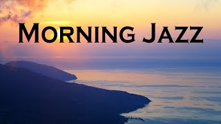 Relax Music - Morning at the Sea - Soft JAZZ Piano Music with Summer Morning Ambience and Birdsong