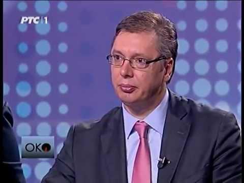 Vučić: 'Nosim tange'