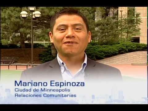 Información en Español de la Ciudad de Minneapolis (City Information, Spanish)