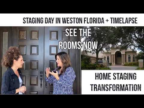 Check out how we Transformed this home with Staging & Paint. See the Process & Tips. Time lapse too!