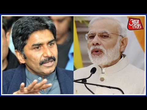 Aaj Subah: Javed Miandad Uses Derogatory Words Against PM Modi And Challenges India For War