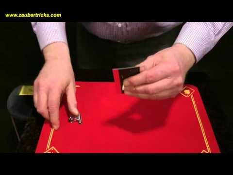 Zaubertricks Mit Münzecoin Houdini Muenze Youtube