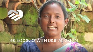 60 Seconds with Digital Green