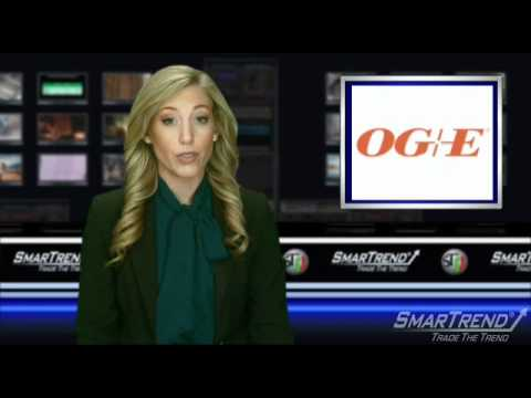 News Update: Shares of OGE Energy Corp. Jump