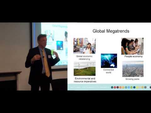 John Thwaites on Measuring Australia's Sustainability - SCG Launch 2013