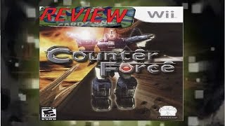 Counter Force Wii DIGI - Review