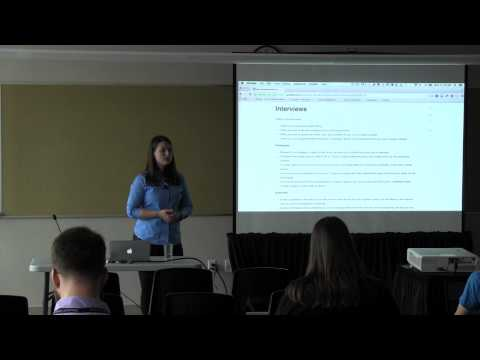 OSB2014 - Erin Richey - DIY User Research for Open Source Projects