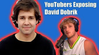 Youtubers Calling Out David Dobrik for 15 Minutes