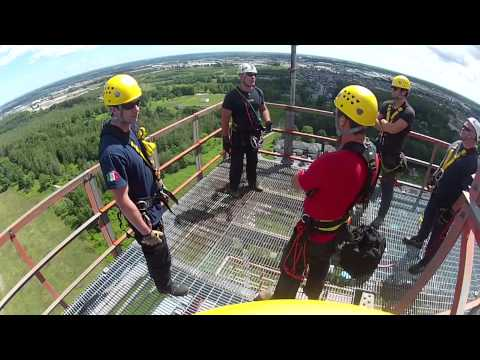 high angle rescue techniques pdf