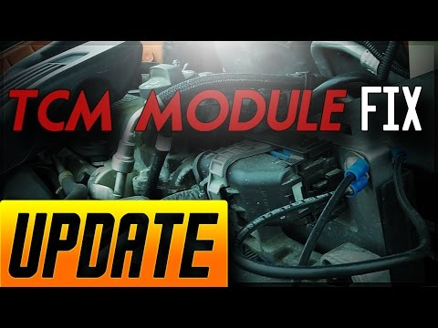 2006-08 Chevy Cobalt Transmission Control Module FIX - UPDATED
