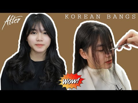 Top 7 Kiểu Tóc Mái Thưa Hàn Quốc Đẹp Nhất Cho Nữ 2020 | Phù Hợp Cho Từng Khuôn Mặt