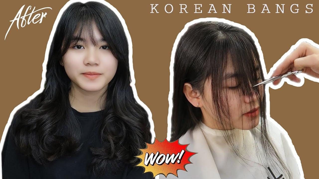 Top 7 Kiểu Tóc Mái Thưa Hàn Quốc Đẹp Nhất Cho Nữ 2020 | Phù Hợp Cho Từng Khuôn Mặt | Tổng hợp những kiểu tóc nữ đẹp mới nhất