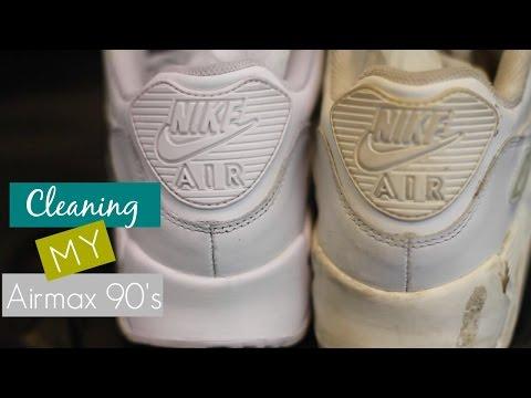 Sneaker Prep Cleaning With Easy Cleaner For Painting | My Very FIRST Customs sneak peek | ASLYARTR