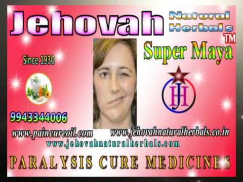 DELHI PARALYSIS ATTACK CEREBRAL BELL'S  SPASTIC PALSY CURE MEDICINES - JEHOVAH HERBALS- INDIA
