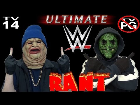 ULTIMATE WWE RANT: BUBBA & GREEN SPECIAL