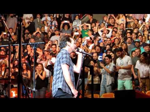 Pearl Jam - Soldier of Love - Miami, FL 4/9/2016