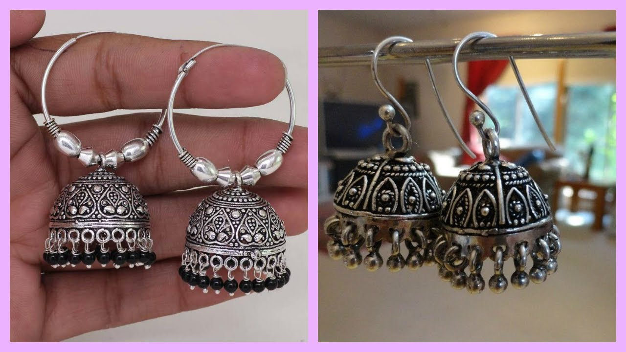 earrings rajasthani hooria