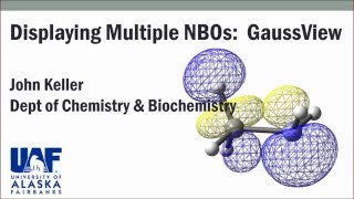 Multiple NBOS With GaussView and WebMO