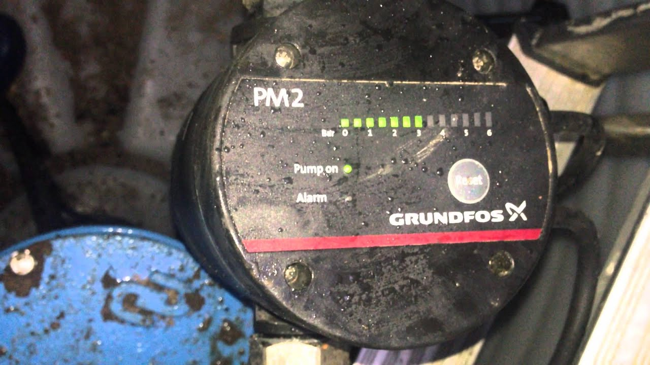 grundfos pm2 too frequency pumpn on youtube rh youtube com grundfos pm2-ad manual grundfos pm2-ad manual