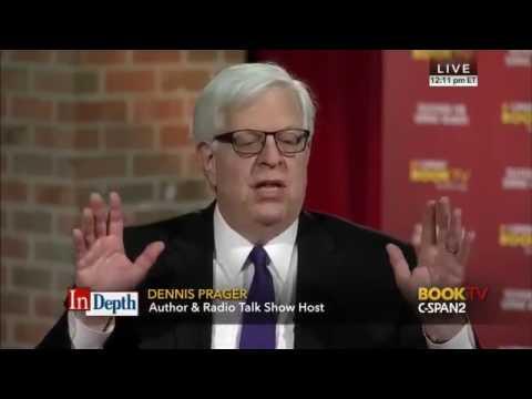 Dennis Prager BookTV InDepth 3 Hour Interview