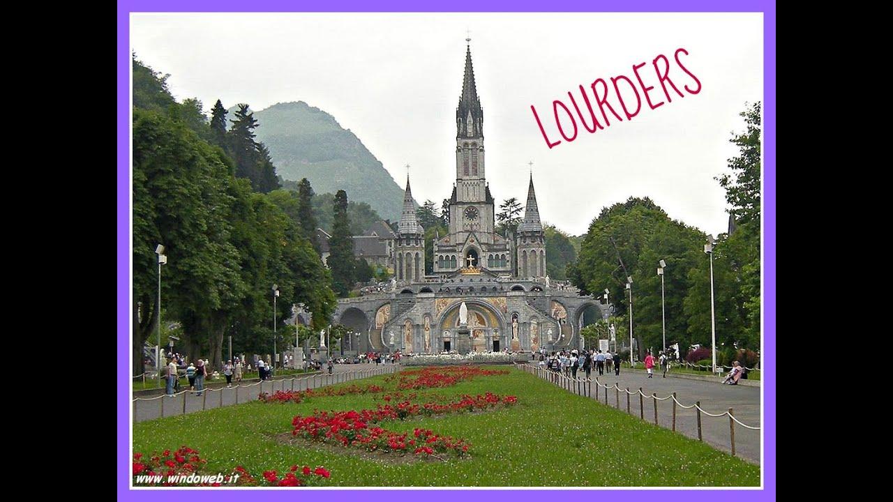 Pequeño Recorrido Por El Santuario De Lourdes Y Su Ciudad En Francia Youtube