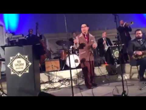 George Gee Swing Orchestra Set #1 at Dawn Hampton Memorial Dance 2/11/17