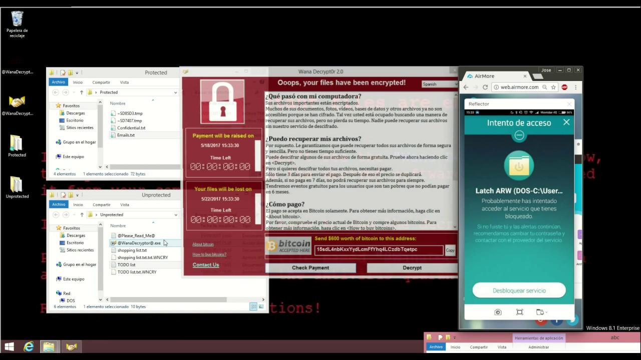 WannaCry File Restorer