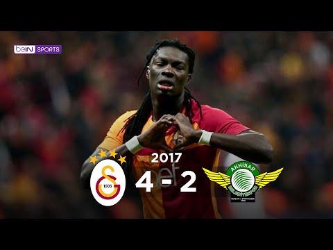 Galatasaray 4 - 2 TM Akhisarspor #Özet