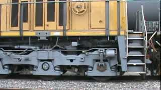 Hooking up Train Engines 7499 to 1989