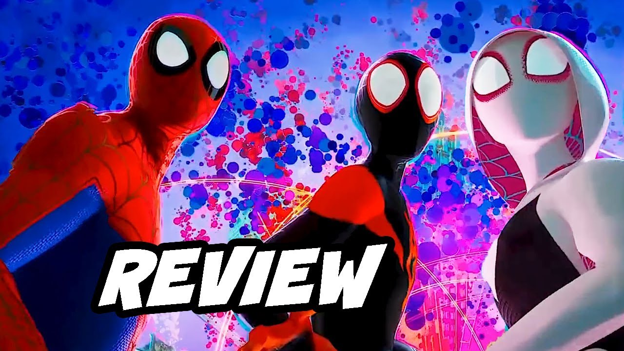 407dbfc77d08 Spider-Man Into The Spider-Verse Trailer - Early Review NO SPOILERS ...