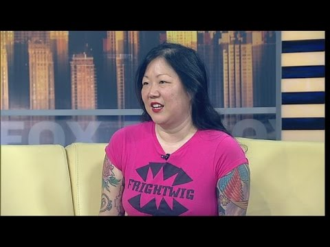 Comedian Margaret Cho opens up about alternative sexuality