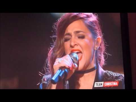 The voice (Alisan Porter sings stay with me)