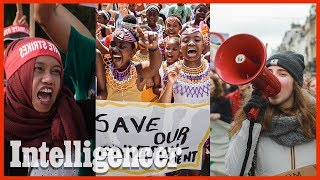 YouTube動画:Climate Strikers Rally Across the Globe