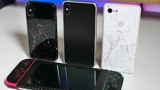Protect Your iPhone, Android Phone and Video Games Consoles With Skins
