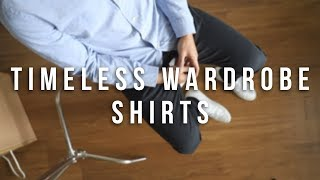 Timeless Wardrobe | Men