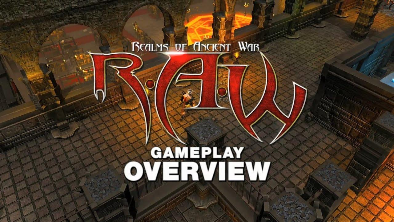 Realms of Ancient War - Bemutató videó - GAMEPOD hu PC / PS3