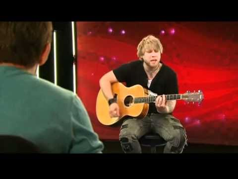 Jay Smith - Black jesus - Idol 2010 Sweden - English subtitles HD
